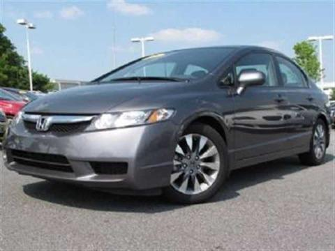 2010 dark grey honda civic for sale in mississauga