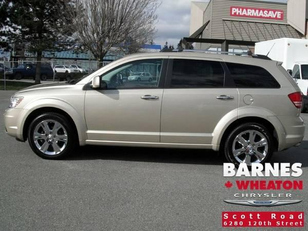 2010 Dodge Journey RT $0 Down No Payment for 90 days * Trades Welcome - $23900