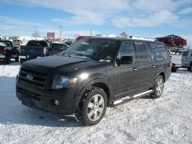 2010 Ford Expedition 5.4 LIMITED MAX 4WD AUTO