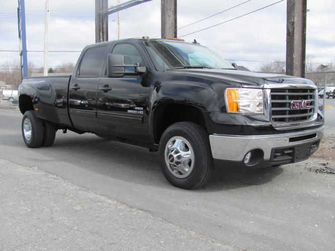 2010 gmc 3500 dually for sale