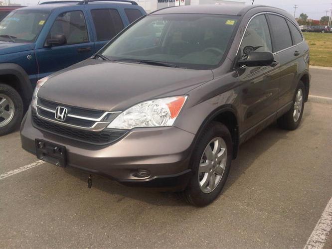 2010 Honda Cr V Crv Lx Suv Urban Bronze Color For Sale In
