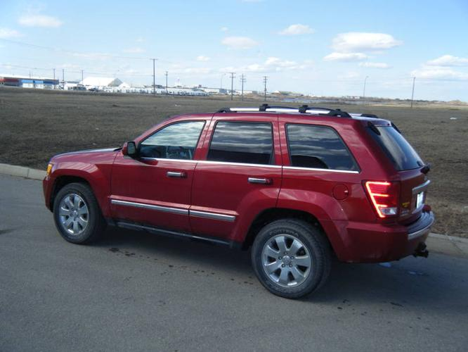 2010 jeep grand cherokee limited suv for sale in saskatoon. Cars Review. Best American Auto & Cars Review
