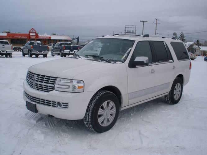2010 Lincoln Navigator 5.4 ULTIMATE 4WD AUTO