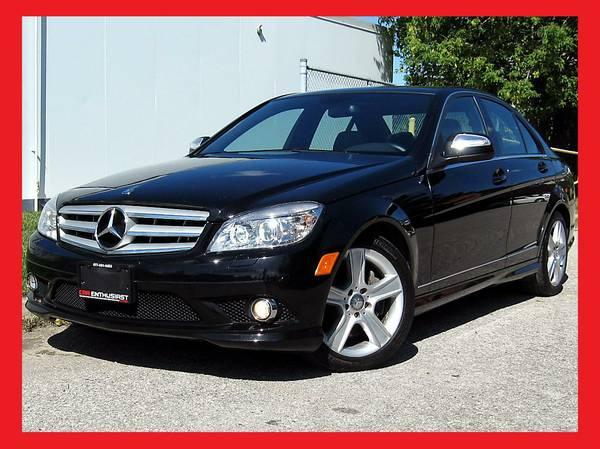2010 mercedes benz c300 4matic amg sport 26799 for sale. Black Bedroom Furniture Sets. Home Design Ideas