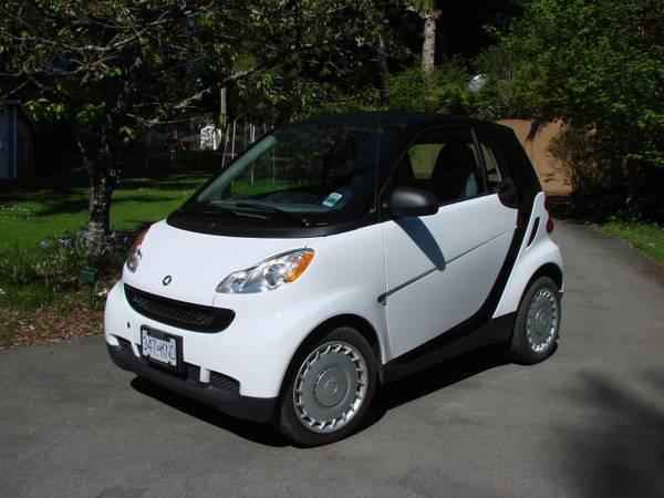 2010 Smart - Extremely Cheap on Gas, Under Warranty until 2014 - $9200