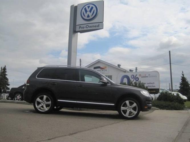 2010 Volkswagen Touareg 3.6 V6 FSI COMFORTLINE 4WD AUTO