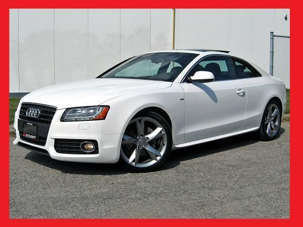 2011 Audi A5 S-LINE+PREM PLUS+6SPD+AUDI WARR - $35799