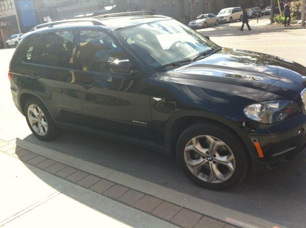 2011 BMW X5 3.5 Diesel - $49900