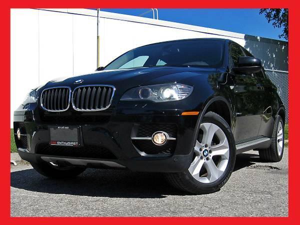 2011 BMW X6 35i+NAVI+BMW WARR - $51799