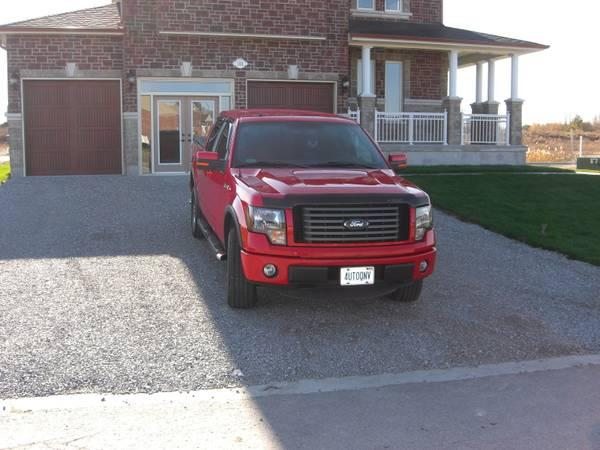 2011 Ford F150 FX4 - $29000
