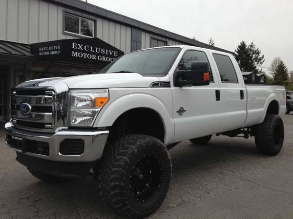 2011 Ford F350 Superduty Diesel Local No Accidents