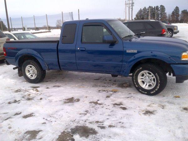 2011 Ford Ranger - $14000
