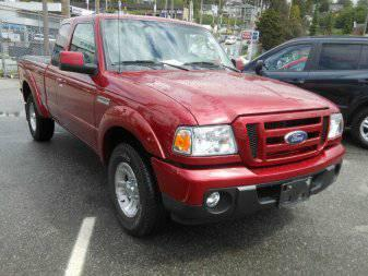 2011 FORD TRUCK RANGER SPORT 4X2 SCAB 126 WB - $15888