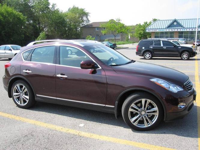 2011 Infiniti Ex35 Suv Lease Takeover Only 508 Month