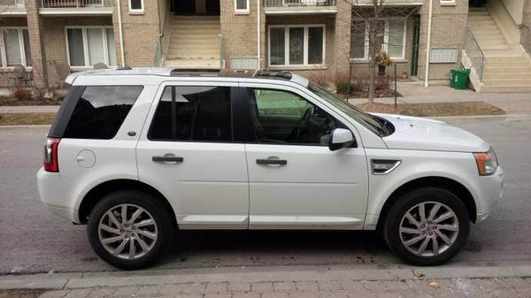 2011 Land Rover LR2 Lease Takeover - $650