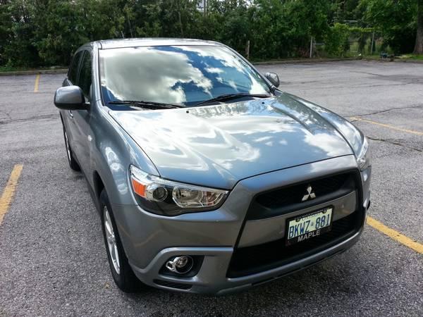 2011 Mitsubishi RVR Crossover 2.0L SE 4WD - $16000