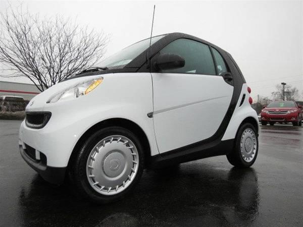 2011 Smart Fortwo with 6600 km - $8500
