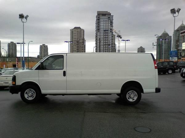 2011CHEV EXPRESS 2500 EXTENDED CARGO - $21388