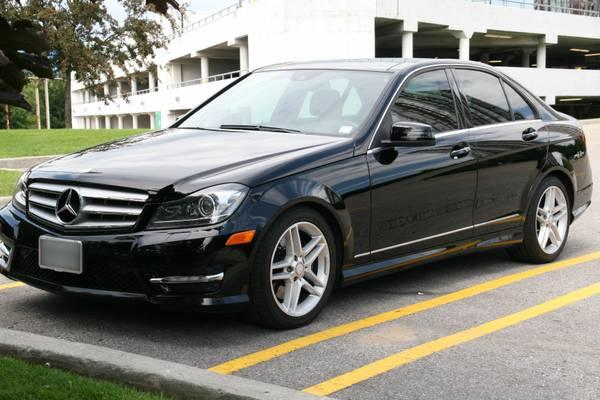 2012 mercedes benz c300 4matic with premium package and for Mercedes benz service b cost c300