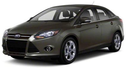 $20,980 2012 Ford Focus CLEANED