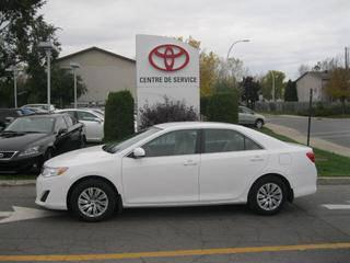 $22,859 2012 Toyota Camry LE
