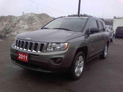 22 995 2011 jeep compass sport for sale for sale in sudbury ontario all cars in. Black Bedroom Furniture Sets. Home Design Ideas