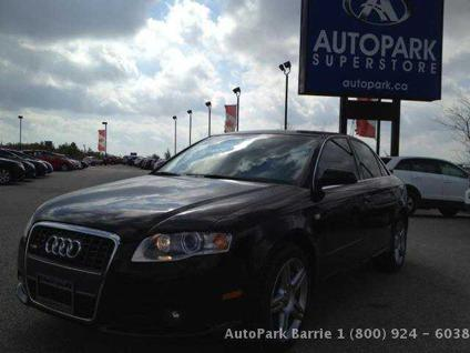 $23,800 2008 Audi A4 2.0T for sale.