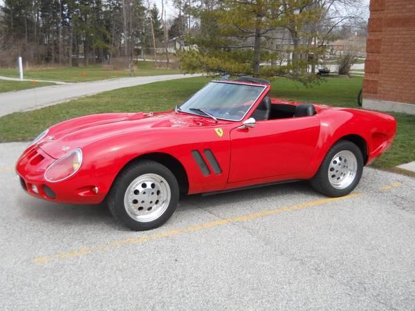 250 GTO SPYDER - 280 Z - $24000