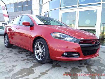 $25,235 New 2013 Dodge Dart 4dr Sdn Rallye