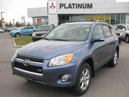 28 688 2009 toyota rav4 for sale for sale in calgary alberta all cars in. Black Bedroom Furniture Sets. Home Design Ideas