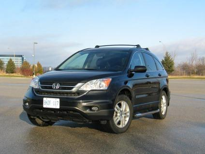 29 500 immaculate 2010 honda cr v ex l with built in for Honda crv exl with navigation