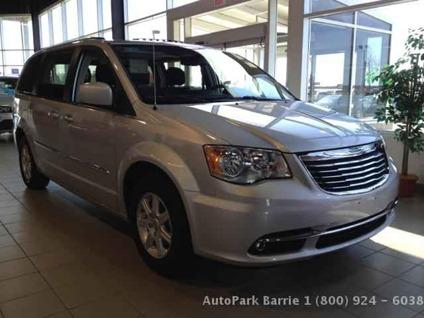 $29,800 2011 Chrysler Town & Country Touring for sale.