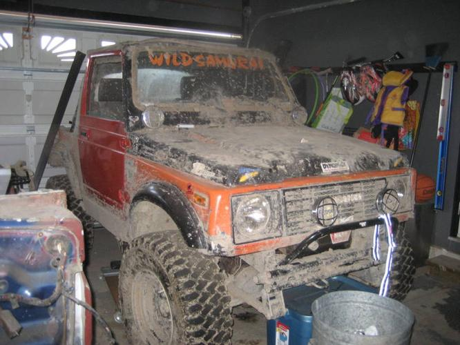 Suzuki Samurai For Sale Alberta >> Mud Truck Frames For Sale | Autos Post