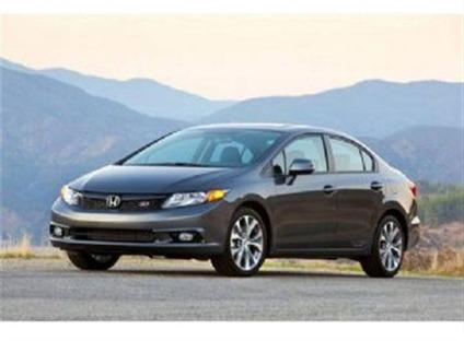 351 2012 dark grey honda civic sdn for sale in