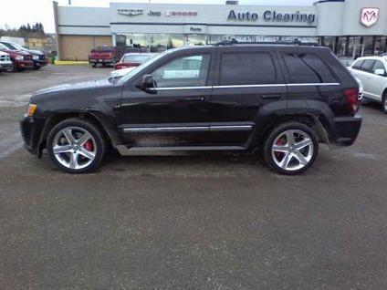 37 999 2010 jeep grand cherokee srt8 for sale in saskatoon saskatchewan all cars in. Black Bedroom Furniture Sets. Home Design Ideas