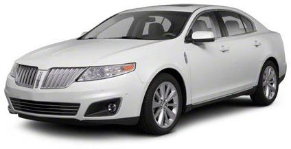 $43,980 2012 Lincoln MKS SVC AUGUST 2