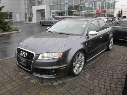 49 900 2008 audi rs4 quattro for sale for sale in north vancouver british columbia all cars. Black Bedroom Furniture Sets. Home Design Ideas
