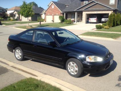 $4,700 OBO 1999 Honda Civic SI