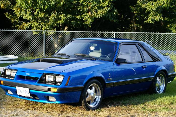 5 0 liter 1985 ford mustang gt cobra for sale in osoyoos british columbia all cars in. Black Bedroom Furniture Sets. Home Design Ideas