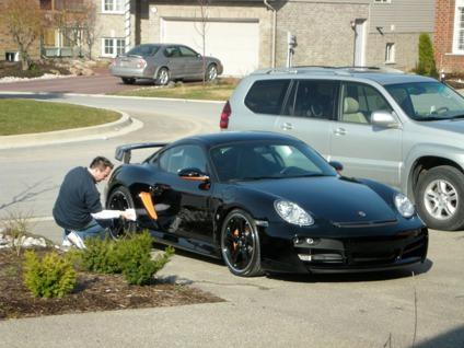 75000 2006 Porsche Cayman S Techart Gt For Sale In St Catharines