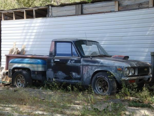 76 chevy luv truck 1200 for sale in merritt british columbia all cars in. Black Bedroom Furniture Sets. Home Design Ideas