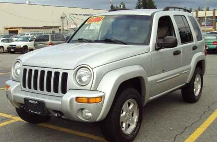 8 900 2002 jeep liberty limited edition for sale in abbotsford british columbia all cars in. Black Bedroom Furniture Sets. Home Design Ideas