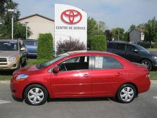 $8,937 2008 Toyota Yaris Berline