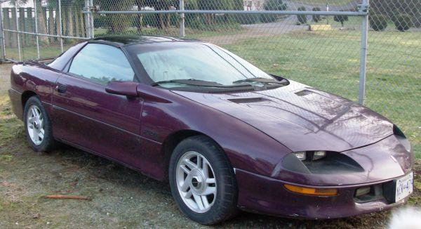 39 95 z28 camaro 4500 for sale in mission british columbia all cars in. Black Bedroom Furniture Sets. Home Design Ideas