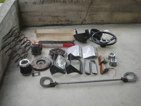 ae86 1985 Toyota Corolla parts - $1234