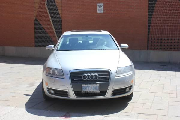 Audi A6 Quattro 2005/3.2/leather/sunroof/navigation/167000 km - $11999