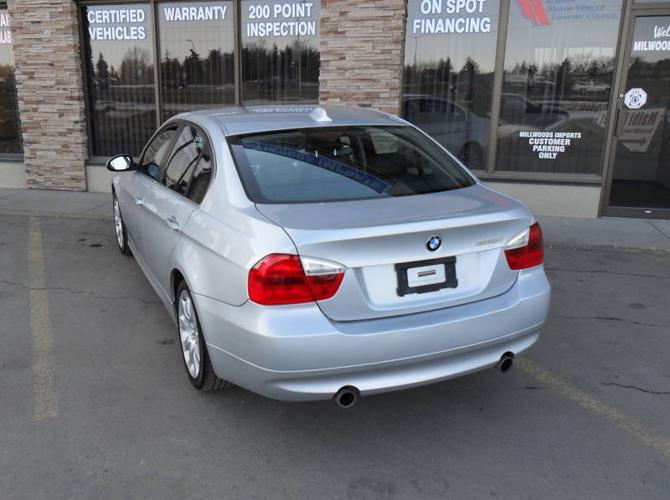 BMW--335i--2007--WARRANTY--FINANCING--72KM's--LOADED
