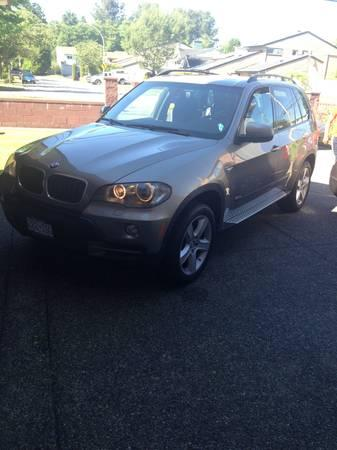 BMW X5 ***NOT A SINGLE SCRATCH*** - $35000