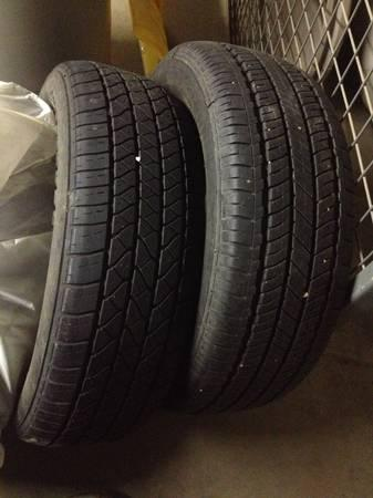 Bridgestone set of 4 Tires - $175