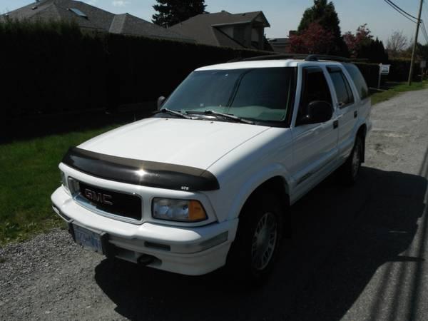 Chevrolet Blazer GMC Jimmy SLS 1997 - $3100